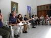 16) Los jefes regionales dirigen el plenario guiados por la Mater.
